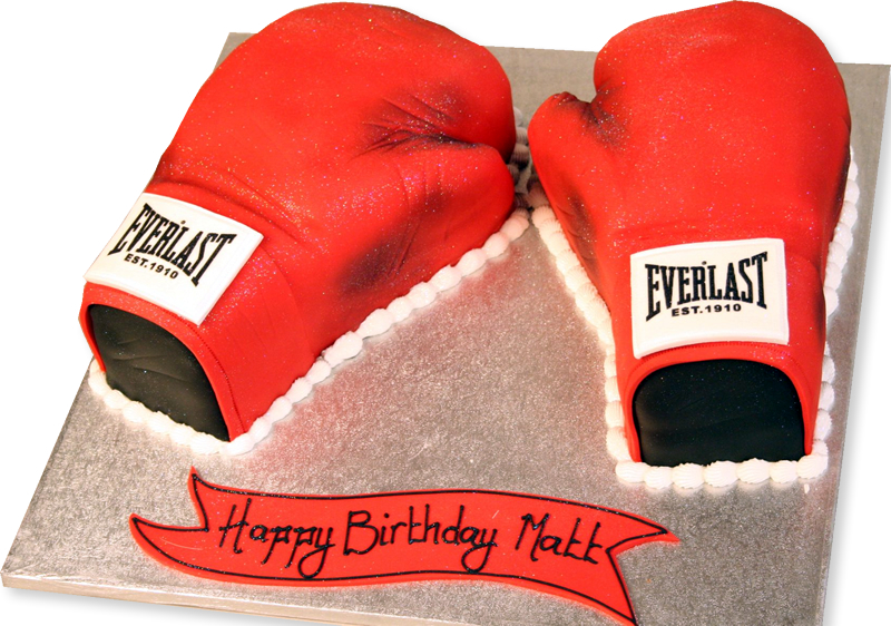 Boxing Cake 3 Cake Ideas And Designs